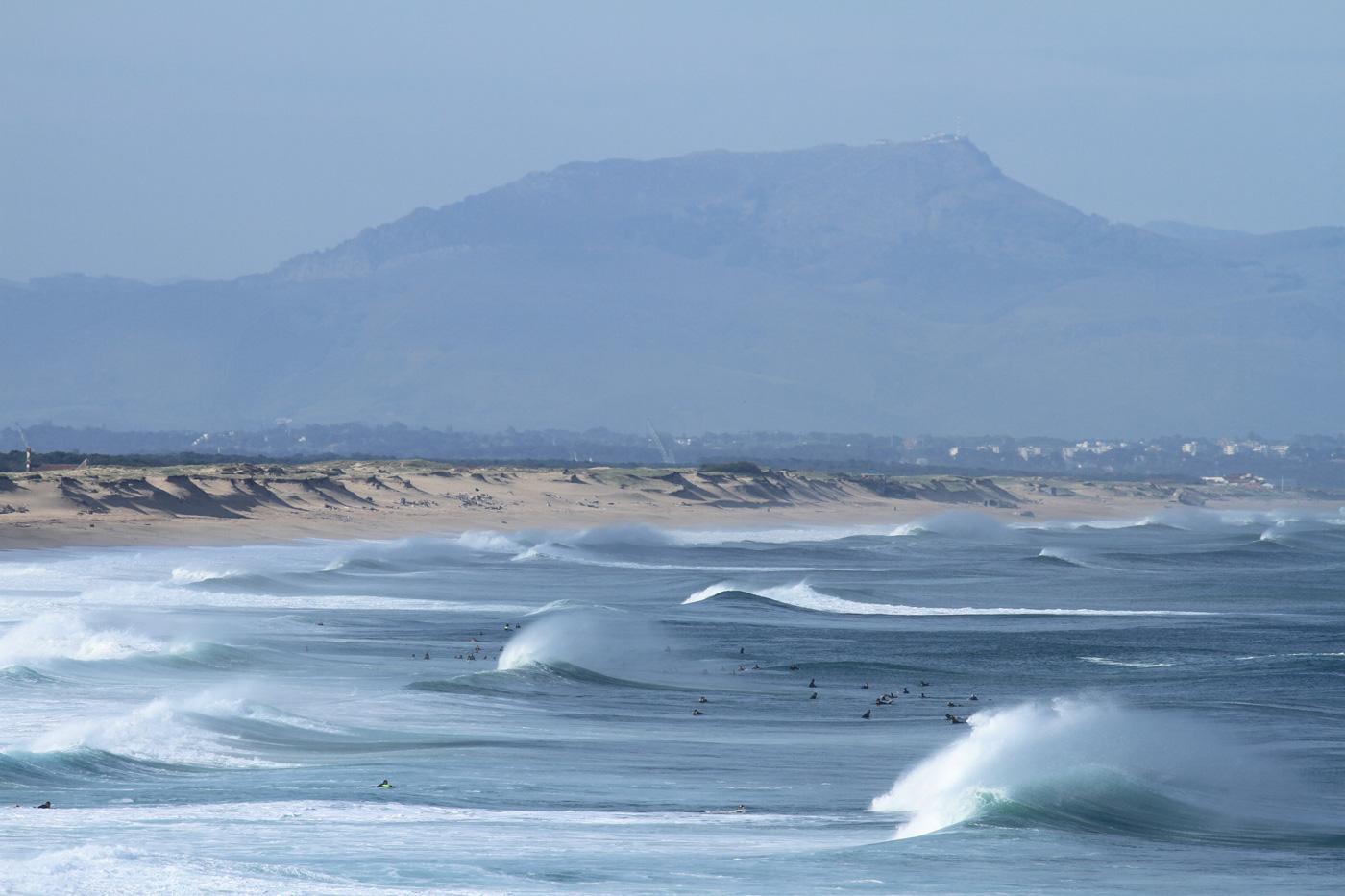 Votre cours de surf  sur Capbreton