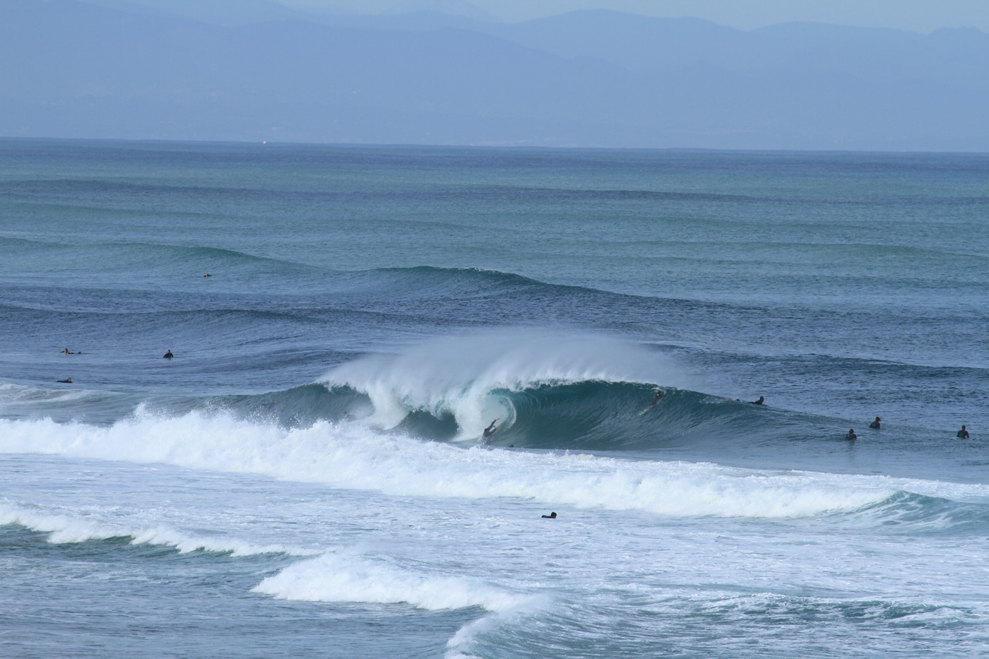 Nos cours de surf à Seignosse